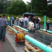 Providence Hosts Wastewater Boot Camp